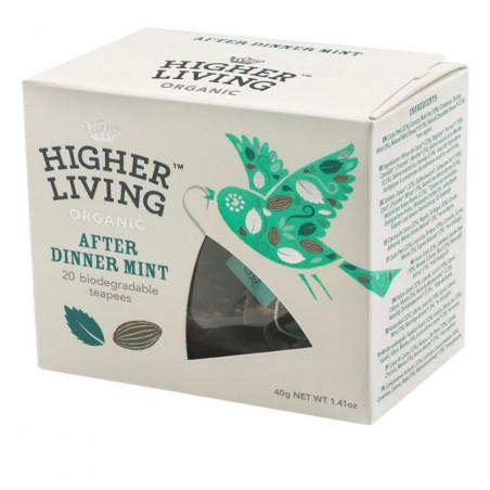 AFTER DINNER MINT - Thé noir menthe - Higher Living