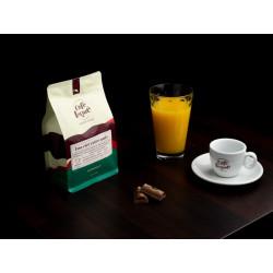 Fou rire entre amis - Café en grain expresso Café Toqué