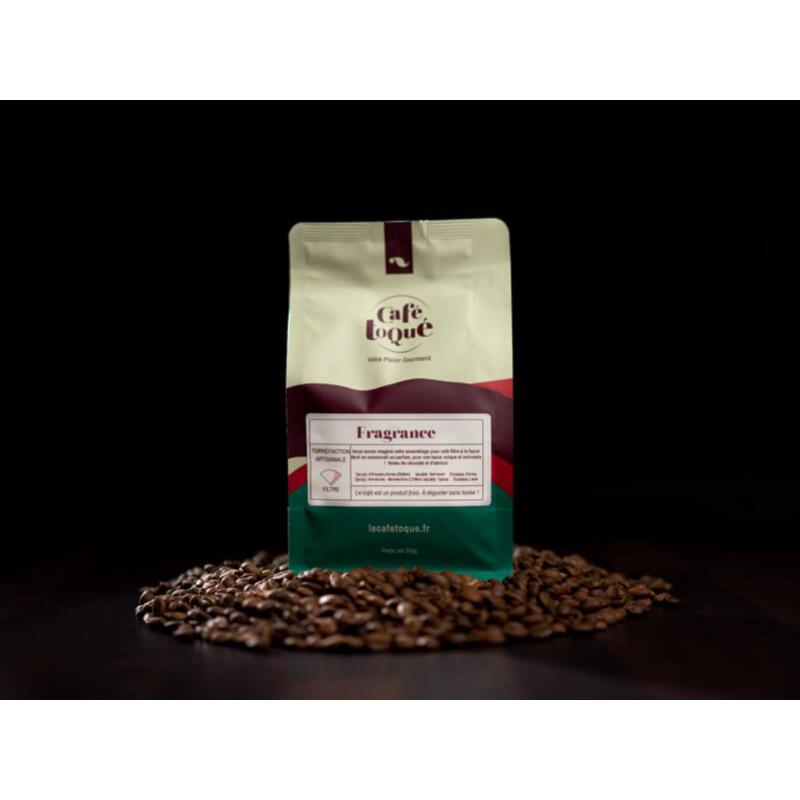Fragance - Café en grain filtre Café Toqué