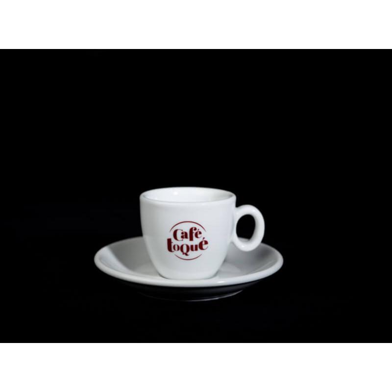 Tasses Expresso Café Toqué