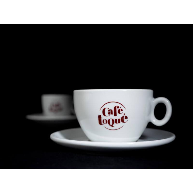 Tasses Cappucino Café Toqué