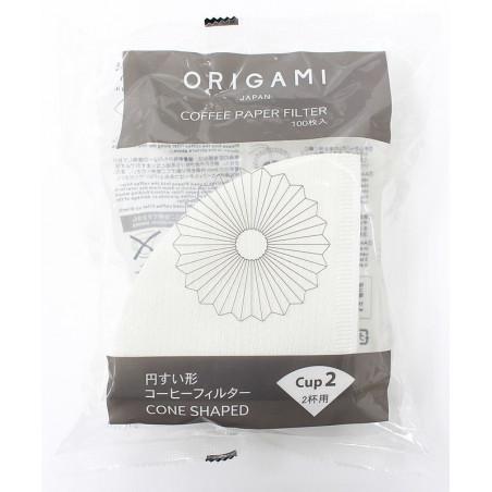 Filtres à café Origami