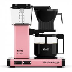 Cafetière filtre Moccamaster Select  rose
