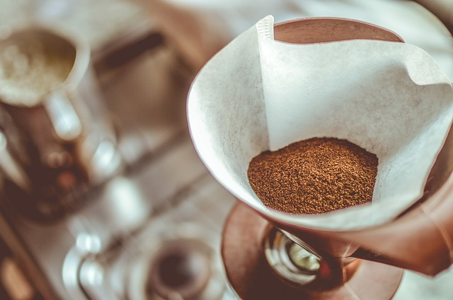 Café en grain filtre