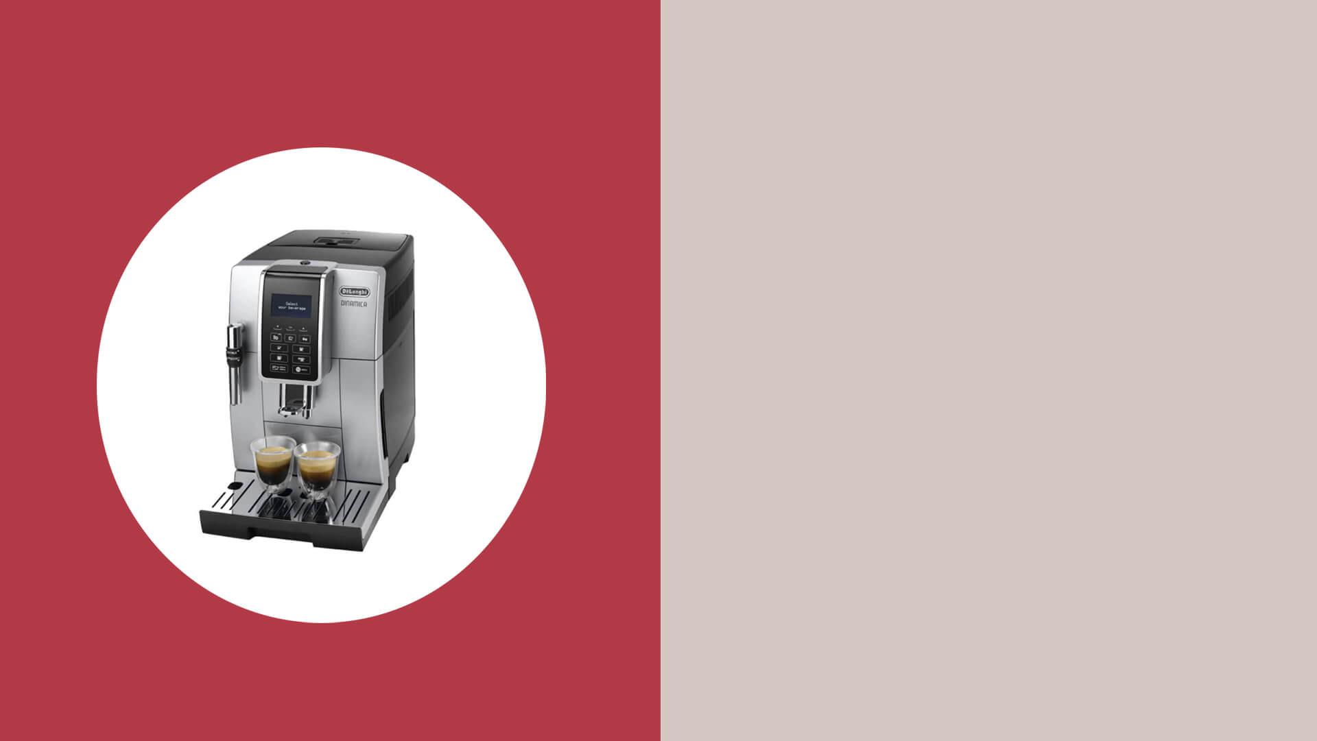 Café Toqué, distributeur des machines De Longhi